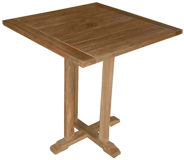 BISTRO SQUARE TABLE 80