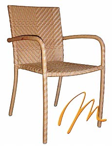 LAZARUS STACKING CHAIR