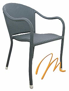 GOLGOTA STACKING CHAIR