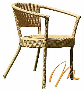 MARIANA STACKING CHAIR